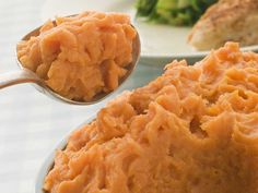 Did you know Silk® has a ton of tasty recipes, like  this one for Mashed Sweet Potatoes? http://silk.com/recipes/mashed-sweet-potatoes