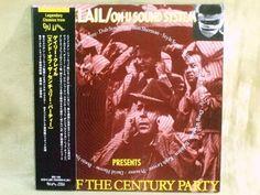 CD/Japan- GARY CLAIL End Of The Century Party +4 trx w/OBI RARE MINI-LP tackhead #DooWopContemporaryRB