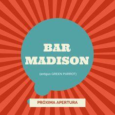 BAR MADISON c/ Barria, 3 48930 LAS ARENAS/GETXO #bar #cafe #pintxos #getxo #getxotienepremio