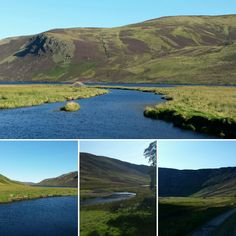 The beautiful Glen Esk. Enjoyable walk on a sunny day. We were walking for approximately 4.5 hours.