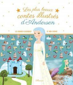 [On découvre] Les plus beaux contes illustrés d'andersen ed. fleurus - Ezevel @EzEvEl77