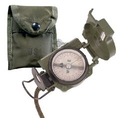 5ive Star Gear GI Lensatic Compass