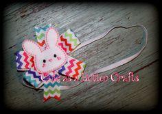 Adorable easter bunny Headband