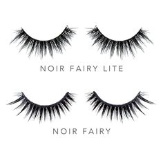 Meet the latest addition to the House of Lashes family, our #NoirFairyLiteLashes! Like the original #NoirFairyLashes, this multi-layered lash provides a unique look with a few updates: 1. Includes an invisible band 2. Thinner Band 3. Softer Fibers 4. More Natural Finish Shop these directly by clicking the link in our bio! #houseoflashes #lashgamestrong #newlash #naturallash #falsies #lashes