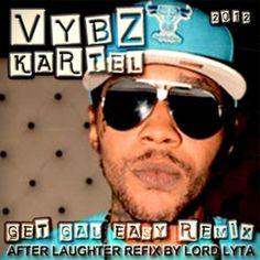 Jamaican Dancehall Deejay Vybz Kartel