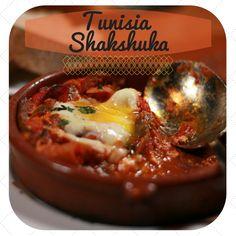 Tunisia - Shakshuka