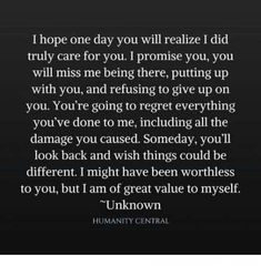58 trendy quotes feelings alone relationships Wisdom Quotes, True Quotes, Quotes To Live By, You Lost Me Quotes, One Day Quotes, Quotes Quotes, The Words, Mood Quotes, Positive Quotes