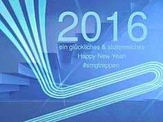 Happy New Year 2016 - http://smg-treppen.de/happy-new-year-2016/ Euch Treppenbauern, Treppenfans und Treppensteiger ein Happy New Year 2016.