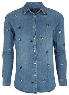 Amsterdams Blauw Shirt 134816