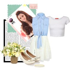 """cute!"" by chloe-lol on Polyvore"