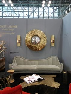 If You Didnt Get The Chance To Visit ICFF Design Show At New York City Take A Look Some Highlights Of Interior Trade In 956