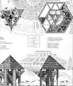 Justus Dahinden - Urban Structures