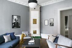 Gracious living room