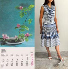 1960s Vintage Maritime Dress by LESVINTAGEUNICORN on Etsy, €41.00