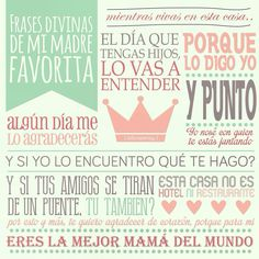 For the best mom in the world I❤you Mr Wonderful, Mom Day, Mom Quotes, Mother Quotes, Mother And Father, More Than Words, Happy Mothers Day, Special Day, Gifts For Mom