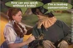 How can you speak without a brain? #p2 #UniteBlue #LibCrib #TopProg #Politics #teabaggers #teaparty #tcot