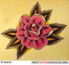 250 Best Tattoo Old School Roses Images Drawings Design Tattoos