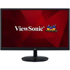 "ViewSonic - VA2759-SMH 27"" IPS LED HD Monitor - Black"