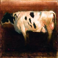 Sunset_cow...Michael Workman