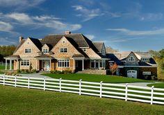 shingle-style Home #ShingleHome