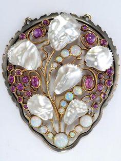 Gems Jewelry, Jewelry Crafts, Jewelry Art, Antique Jewelry, Jewelery, Vintage Jewelry, Jewelry Accessories, Fine Jewelry, Jewelry Design