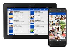 Microsoft lanza OneDrive para Kindle Fire y Fire Phone.