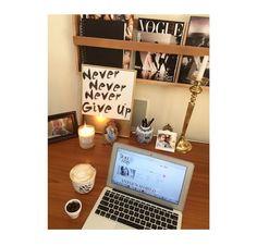 Desk situation