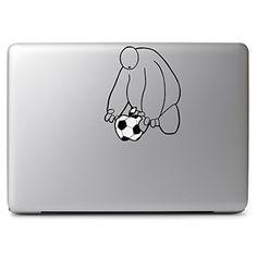 Big Hero 6 Baymax with Apple Soccer Ball - Vinyl Decal Sticker Skin for Apple Macbook Air & Pro 13 15 17 Inch, Car, Laptop, Notebook, Chromebook, Tablet, Ultrabook, Window, Glass, Wall, Outside, Tables, Chair, Desktop Polkaduck http://www.amazon.com/dp/B00Q3OASF4/ref=cm_sw_r_pi_dp_56sRvb066P2AD