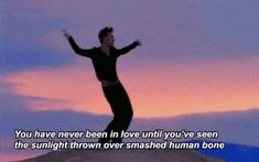 The 18 Most Uplifting Morrissey Lyrics - Not actually uplifting, but this gif makes me happy anyway. The Smiths Lyrics, The Smiths Morrissey, Never Been Loved, Johnny Marr, Little Charmers, Charming Man, Two Best Friends, Sounds Good, My Soulmate