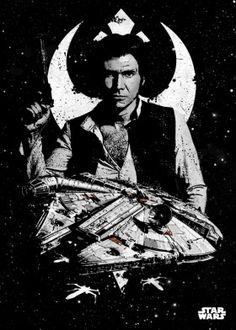 han solo millenium falcon smuggler fastest star wars lucas