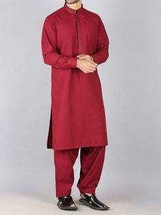 Here is the latest Pakistani men kurta shalwar kameez designs by top Pakistani designers. All of latest men kurta design for men are shown with pictures. Fashion 101, Mens Fashion, Latest Fashion, Mens Shalwar Kameez, Gents Kurta, Moslem Fashion, Mens Kurta Designs, Pakistani Dresses, Online Shopping Stores
