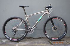 Jorge's 650B