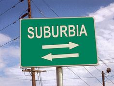 Lost In Suburbia Stories