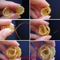 Best 12 Wire Flowers Wire Trees Peyote Stitch Bonsai Wire Wrapping Projects To Try Beaded Flowers Perfect Love Seed Beads – SkillOfKing. Seed Bead Flowers, French Beaded Flowers, Wire Flowers, Seed Beads, Beaded Flowers Patterns, Beaded Jewelry Patterns, Beading Patterns, Seed Bead Tutorials, Free Beading Tutorials