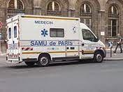 Francés de 2º de Bachillerato (B1): En France, le son permet de différencier les véhicules d'urgence Emergency Doctor, Recreational Vehicles, Police, Baccalaureate, Emergency Medical Technician, Fire Department, Civilization, Automobile, Camper