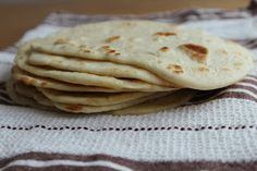 C Mom Cook: Sourdough Tortillas
