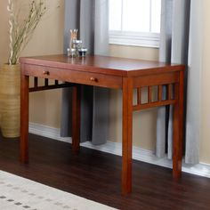 Have to have it. Small Mission Writing Desk - Oak $149.99