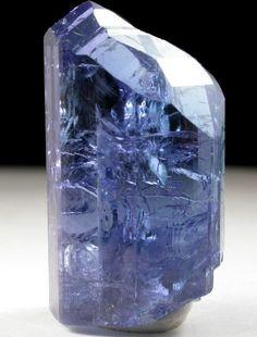 Tanzanite - Zoisite - Minerals, Crystals, Gemstones, Natural Formations