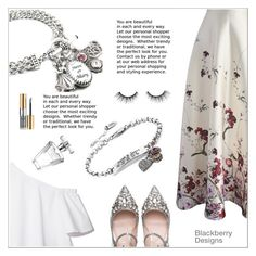 Wedding Jewelry by BlackberryDesigns by shambala-379 on Polyvore featuring Chicwish, Miu Miu, Yves Saint Laurent, tarte and Avon