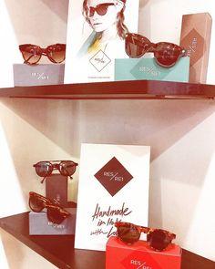 Voglia d'estate. ...novità! !! #occhiali #RESREI #fashion #100%handmade #Venere #pegboutique Www.pegboutique.com