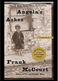 Frank McCourt  You don't have to be Irish to love this story, it's an eye opener.