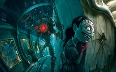 Bioshock 2 The Sisters HD Widescreen Wallpapers