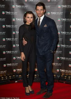 Samantha Barks & David Gandy