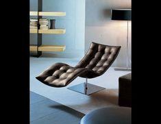 Nella Vetrina Casa Desus Turkana 434/CH Modern Designer Lounge Chair