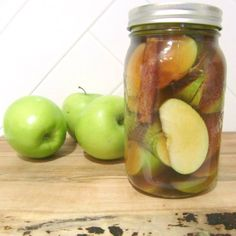 You can turn fresh autumn apples turn into a spiced pickle overnight. Find out how to make pickled apples quickly at Chatelaine.com!