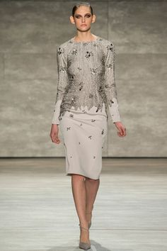 Bibhu Mohapatra Fall 2014 Ready-to-Wear Collection Slideshow on Style.com