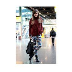 Looks de viaje by bloggers
