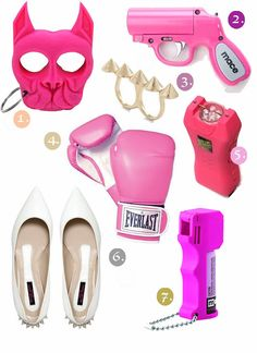 THE SELF DEFENSE GIFT GUIDE