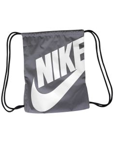 NIKE Heritage Gymsack LW grey/anthracite/white  sold out