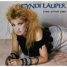 Cyndi Lauper - Time After Time (Vinyl Single)